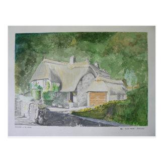 Buckland in the Moor Postcard