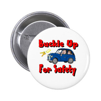 Buckle Up Pin