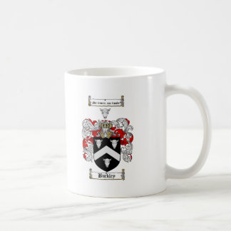BUCKLEY FAMILY CREST -  BUCKLEY COAT OF ARMS BASIC WHITE MUG
