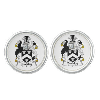 Buckley Family Crest Cufflinks