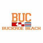 Buckroe Beach. Photo Cutout
