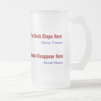 Bucks Here Mug