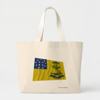 Bucks of America Color Large Tote Bag