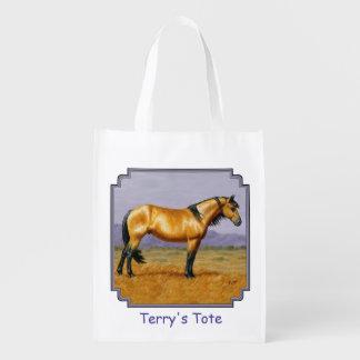 Bucksin Wild Horse Mustang Stallion