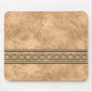 Buckskin and Bridle Leather Mousepads