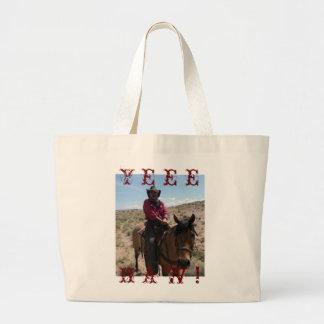 Buckskin bag