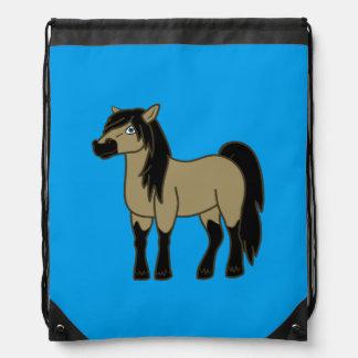 Buckskin Horse Backpacks