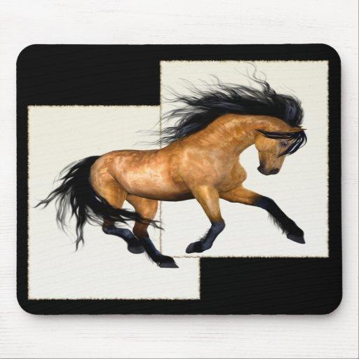Buckskin Horse Mousepad