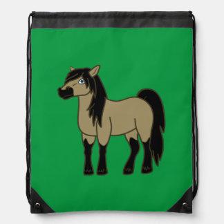 Buckskin Horse Rucksack