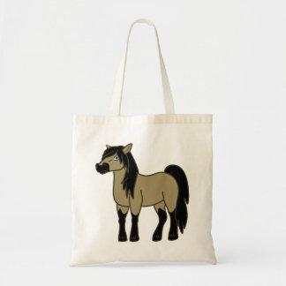 Buckskin Horse Tote Bag