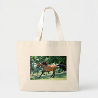Buckskin Morgan Horse Bag