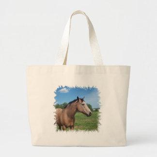 Buckskin Mustang Canvas Bag