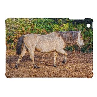 Buckskin New Forest Pony Wildlife Case For The iPad Mini