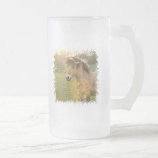 Buckskin Pony Beer Mug