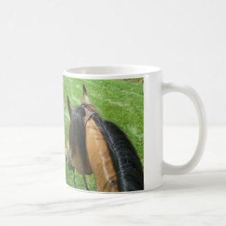 Buckskin Quarter Pony Ride Coffee Mugs