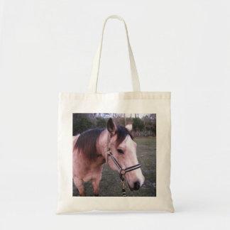 Buckskin Tote Bags