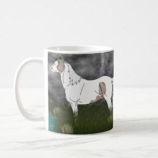 Buckskin Tovero Paint Horse Stallion Coffee Mug
