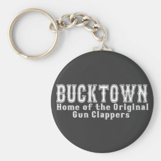 Bucktown Brooklyn Key Ring