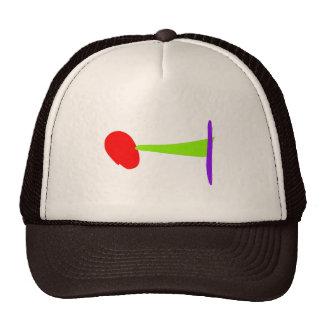 Bud Mesh Hats