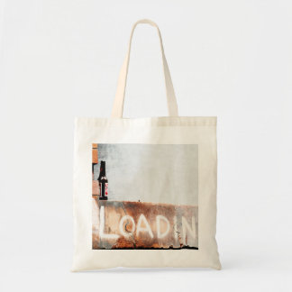 Bud Loading Tote Canvas Bag