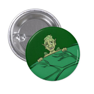 Bud Mushroom (book cover image) 3 Cm Round Badge