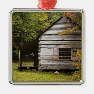 Bud Ogle House, Great Smoky Mountains National Christmas Ornament
