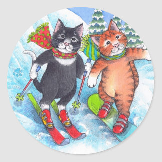 Bud & Tony #67 Christmas Sticker