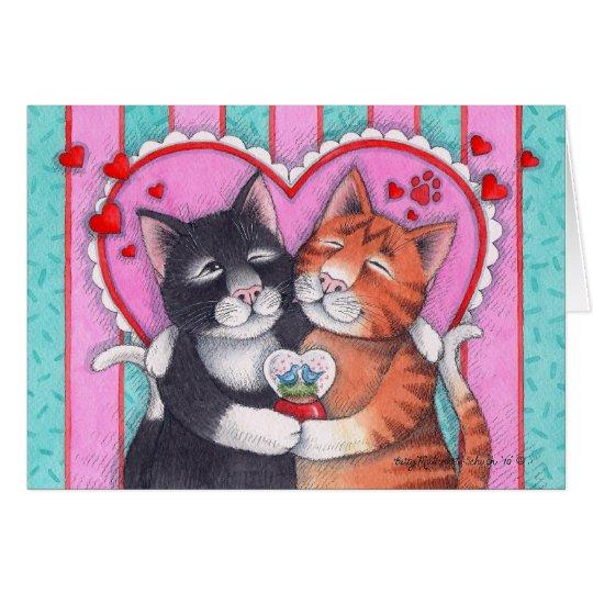 Bud & Tony #73 Valentine Notecard
