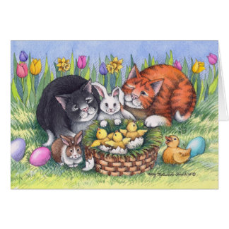 Bud & Tony #81 Easter Notecard
