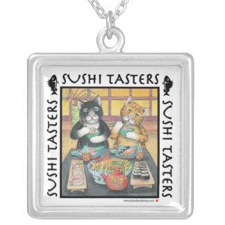 Bud & Tony Sushi Tasters Necklace