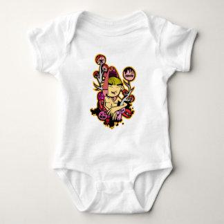 buda1 baby bodysuit