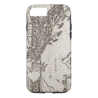 Buda and Pest Besieged by the Christians in 1602, iPhone 8/7 Case