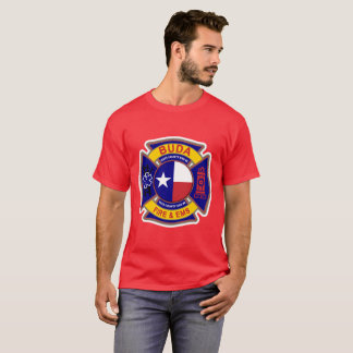 Buda Texas Fire And EMS T-Shirt