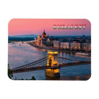 Budapest 002B Magnet