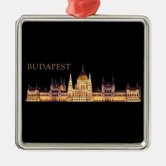 Budapest Christmas Ornament