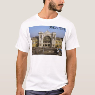 Budapest_East_Station [kan.k] T-Shirt