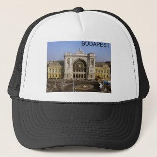 Budapest_East_Station [kan.k] Trucker Hat