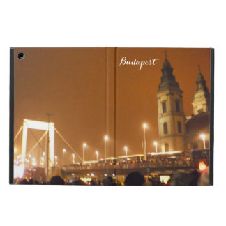 Budapest Elizabeth Bridge Photo Print iPad Air Cover For iPad Air