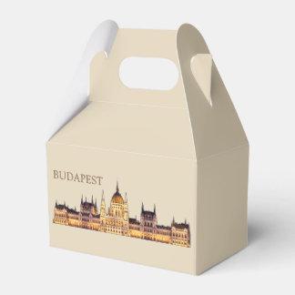 Budapest Favour Box