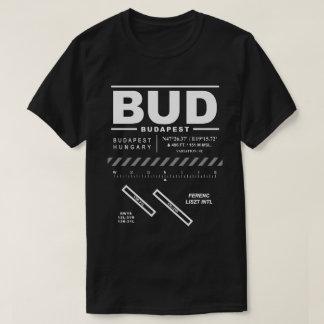 Budapest Ferenc Liszt Internat Airport BUD T-Shirt