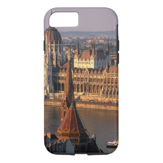 Budapest, Hungary, Danube River, Parliament iPhone 8/7 Case