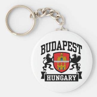 Budapest Hungary Key Ring