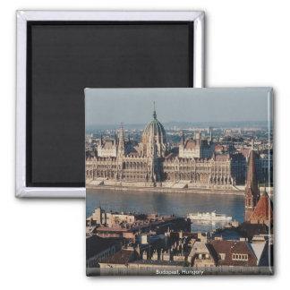 Budapest, Hungary Magnet