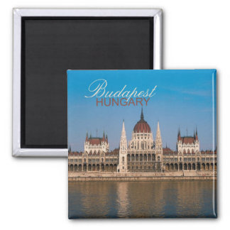 Budapest Hungary Photo Souvenir Fridge Magnets