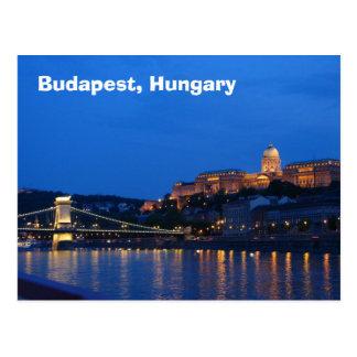 Budapest, Hungary Post Card