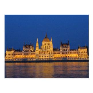 Budapest Hungary Postcard