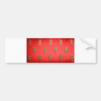 budapest hungary throne textile texture tapestry bumper sticker