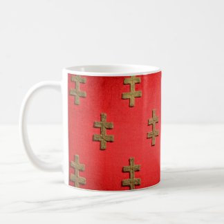 budapest hungary throne textile texture tapestry coffee mug