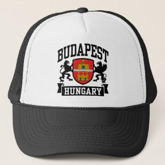 Budapest Hungary Trucker Hat