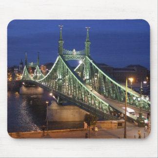 Budapest - Liberty Bridge Mouse Pad